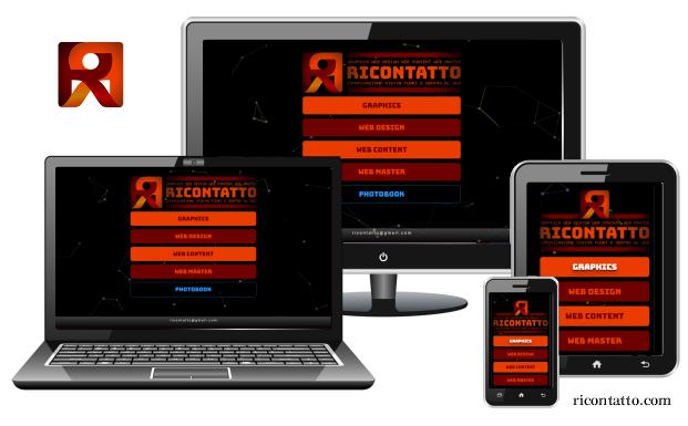 Ricontatto website by Ricontatto.com