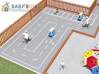 BabyBuild 交通安全遊戲