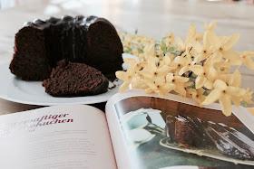 Schokoladenkuchen, Miss Paperback, Rezension Sweet&easy-Enie backt