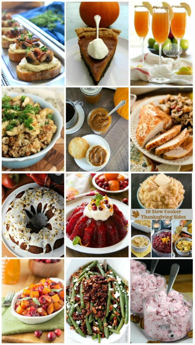 35 Holiday Entertaining Recipes    thetwobiteclub.com