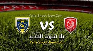 نتيجة مباراة الدحيل والتعاون اليوم بتاريخ 24-09-2020 في دوري أبطال آسيا
