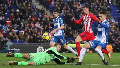 مشاهدة مباراة أتلتيكو مدريد وإسبانيول