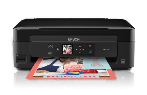 Epson XP-320 Driver and Software Download
