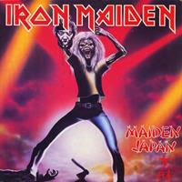 [1981] - Maiden Japan [Live EP]