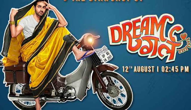 Dream Girl Full Movie Downlaod In Hindi For Free