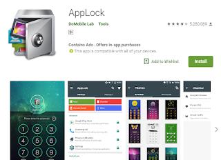 تحميل تطبيق القفل App Lock لهواتف الاندرويد للحفاظ على خصوصيتك