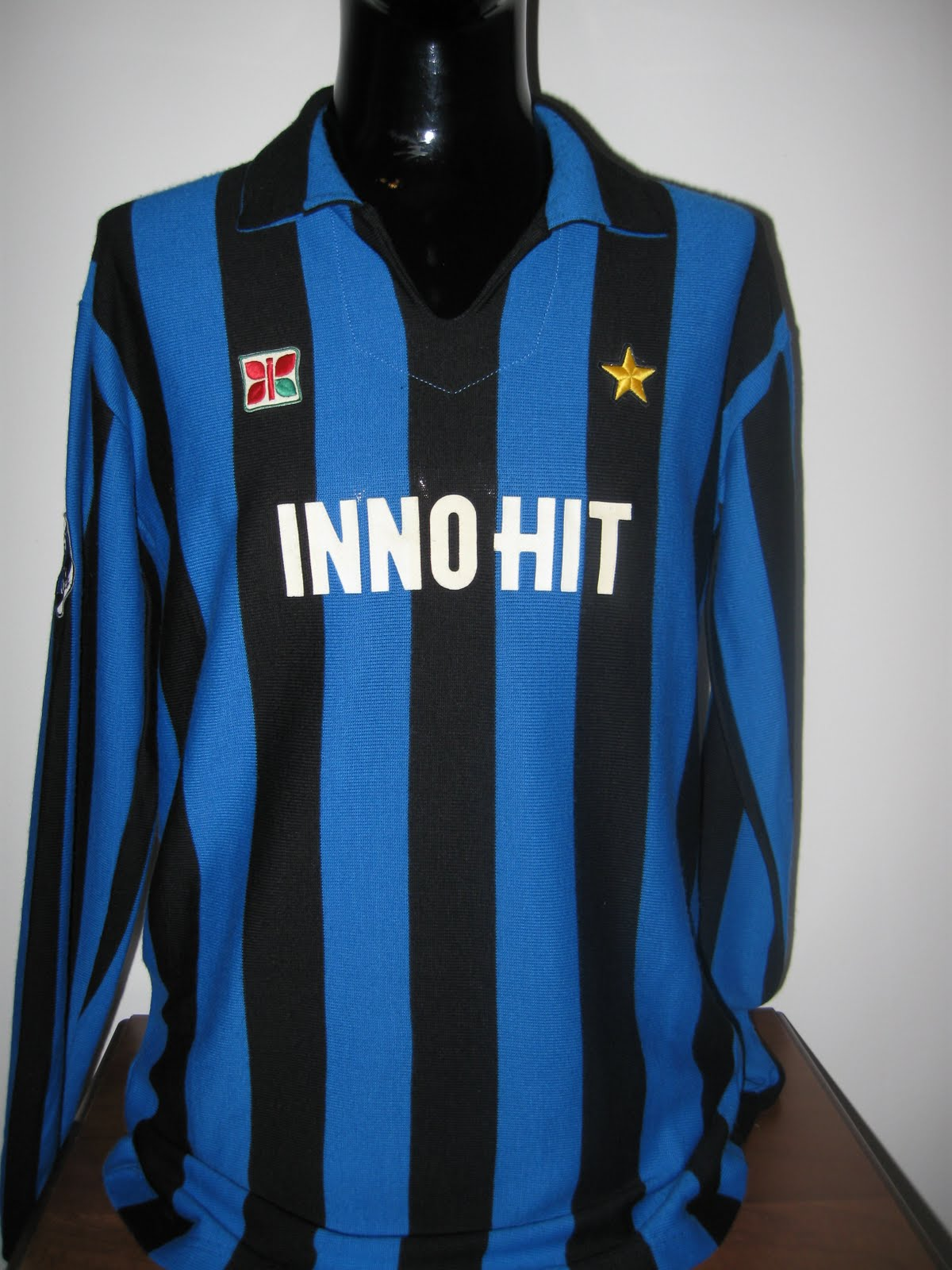 shirt match worn INTER 1981-1982 | IL PRIMO DATABASE DELLE