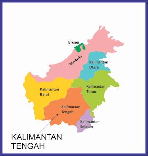 lagu daerah dari provinsi kalimantan tengah