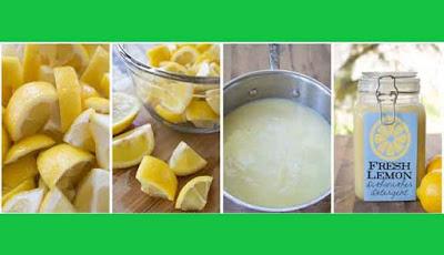 Sabun cuci piring buatan sendiri