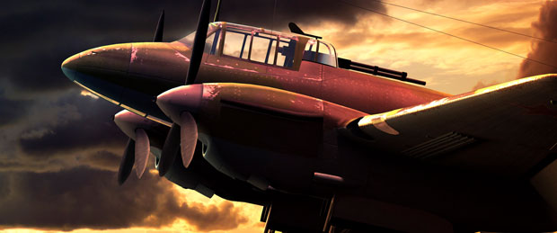 War Thunder Gamescom 2013 Trailer, Game Will Be Free at PS4 Launch