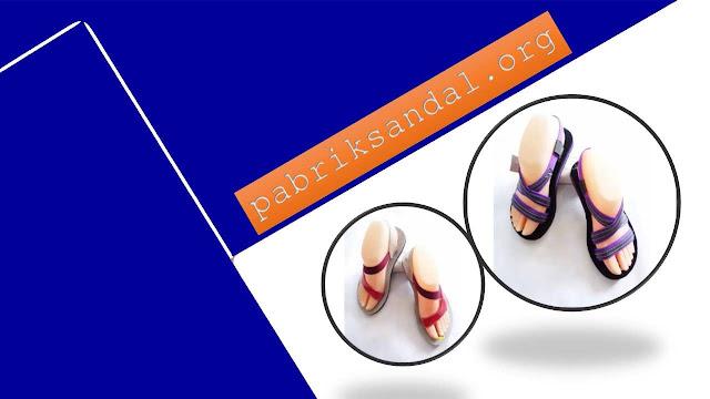 Produksi Sandal Talincang Wanita- Sandal Talincang Super Wanita