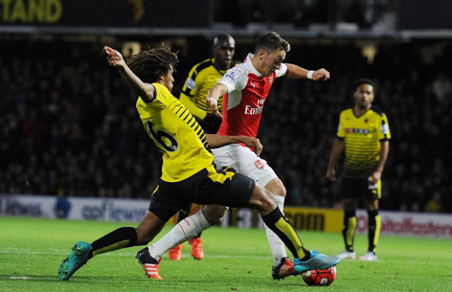 Prediksi Sepakbola Malam ini Arsenal vs Watford