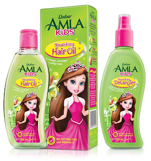 Product Review – Dabur Amla Kids Range