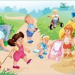 Детский сад - тематическая подборка