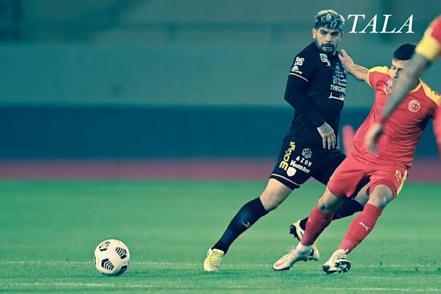 فوز القادسية على الشباب 2-1 في الجولة السابعة من الدوري السعودي