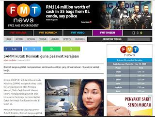 Kem Mahathir Mula Menyusun Serangan Terhadap Anwar, Terbaru Samakan Anwar Dan Rosmah Guna Jet Kerajaan