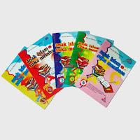 Buku Anak Islam Suka Membaca (AISM)