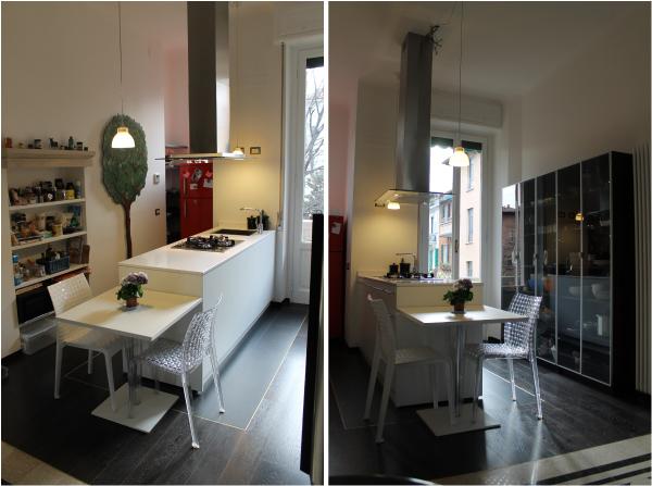 Restyling di un appartamento a milano blog di for Case ristrutturate interni