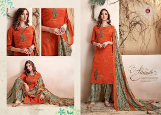 Kala Fashion Ishqbaaz Pashmina Collection 2019