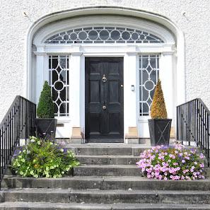 Things to do near Athlone: Georgian door in Birr Ireland