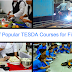 More Than 200 Courses List Offered By TESDA and Complete Enrollment Requirements