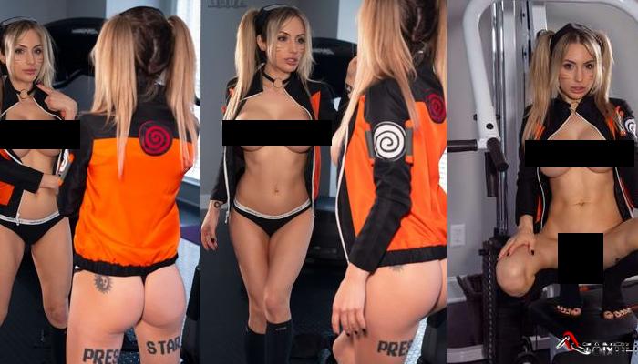 Sexy Cosplay: Liz Katz - Naruto