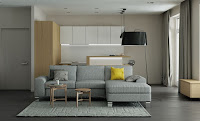 Apartment living room contemporary design ideas