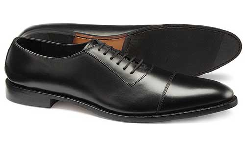 Model sepatu pantofel oxford shoes