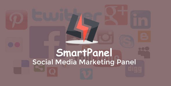 Download SmartPanel v3.2 – SMM Panel Script