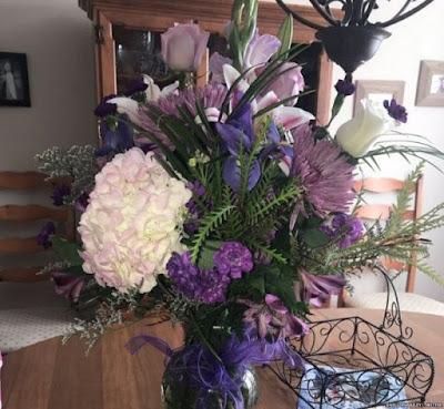 квіти для доньки