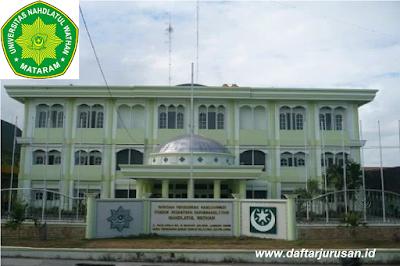 Daftar Fakultas dan Program Studi Universitas Nahdlatul Wathan Mataram
