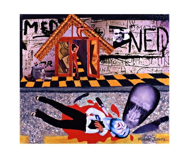 Spinderella Soap: Scene #9 Med Ned Like People Dead