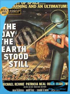 El Dia Que La Tierra Se Detuvo (1951) HD [1080p] Latino [GoogleDrive] SilvestreHD