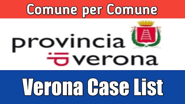Comune de hisab nal Verona di list 26/03/2020