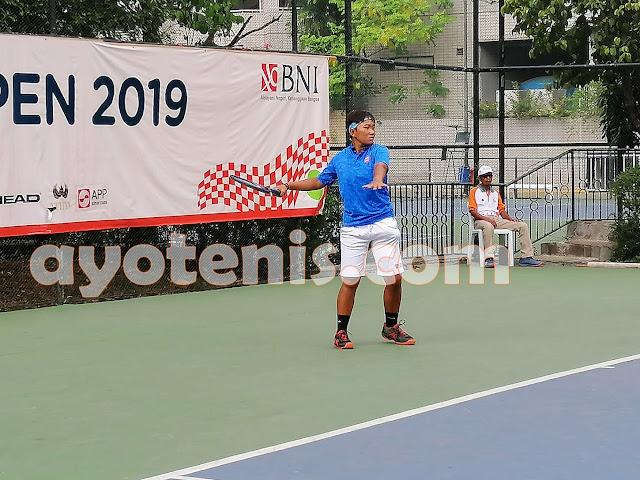 Dona Tantang Dila Pada Laga Pamungkas Tunggal Putri Tennis Open di Jakarta