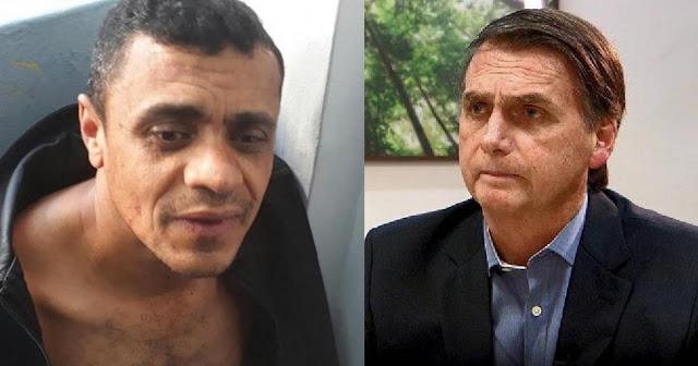Adelio Bispo e Bolsonaro