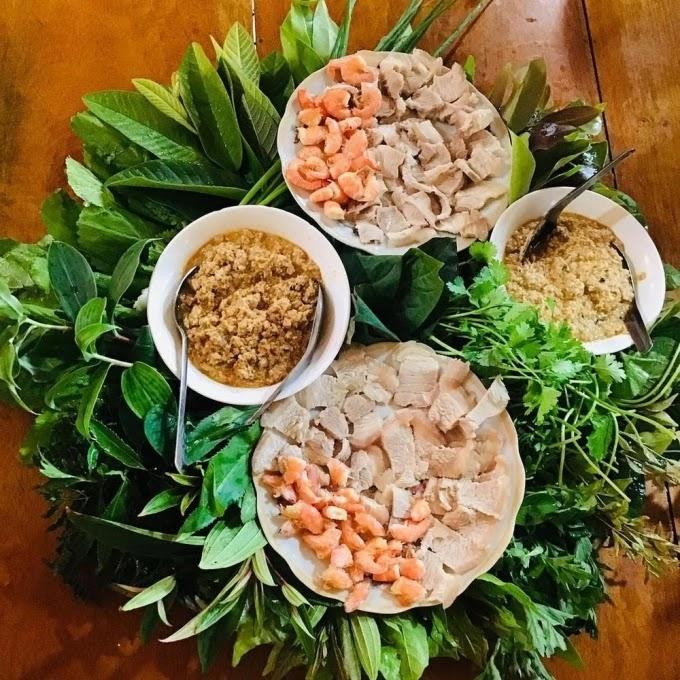 Đồ ăn kèm giúp tăng hương vị cho món ăn