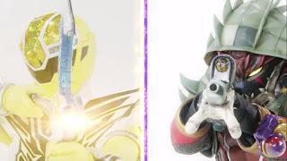 Mashin Sentai Kiramager - 39 Subtitle Indonesia and English