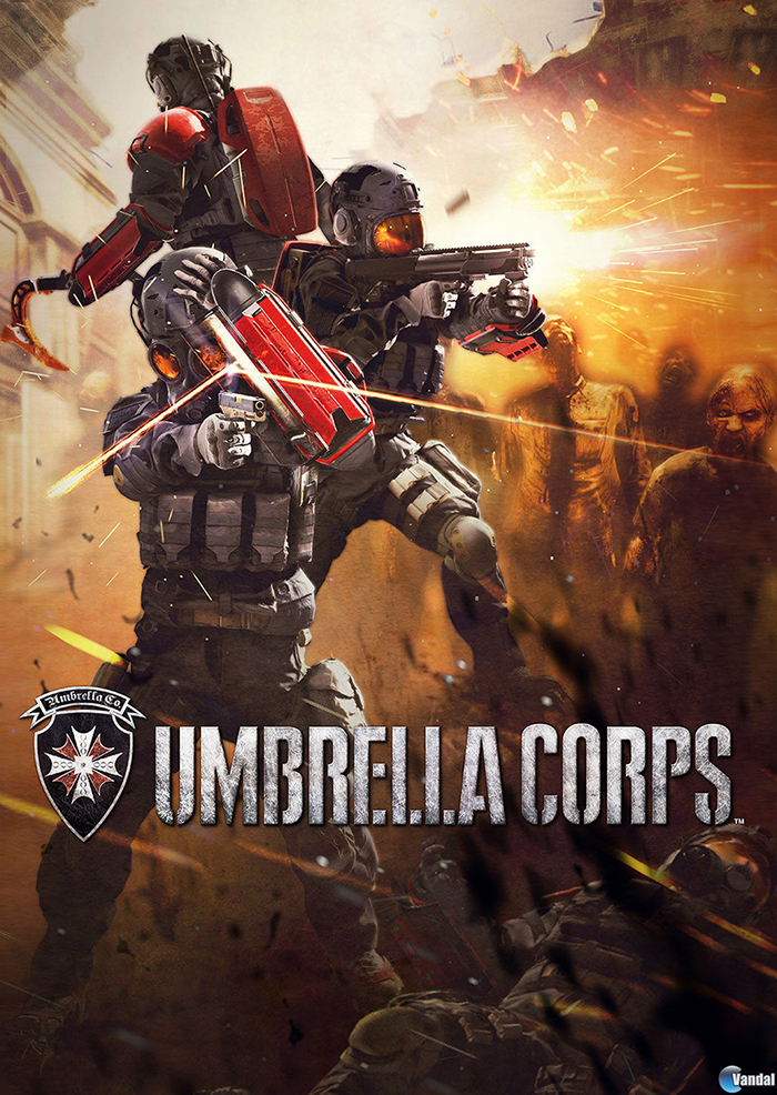 Umbrella Corps ESPAÑOL PC Descargar Full