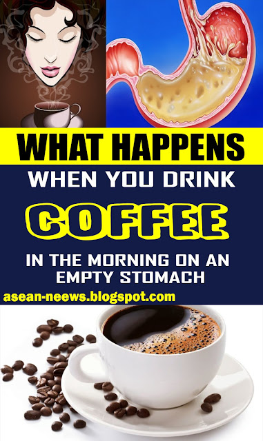 Do You Drink Coffee In The Morning On An Empty Stomach?