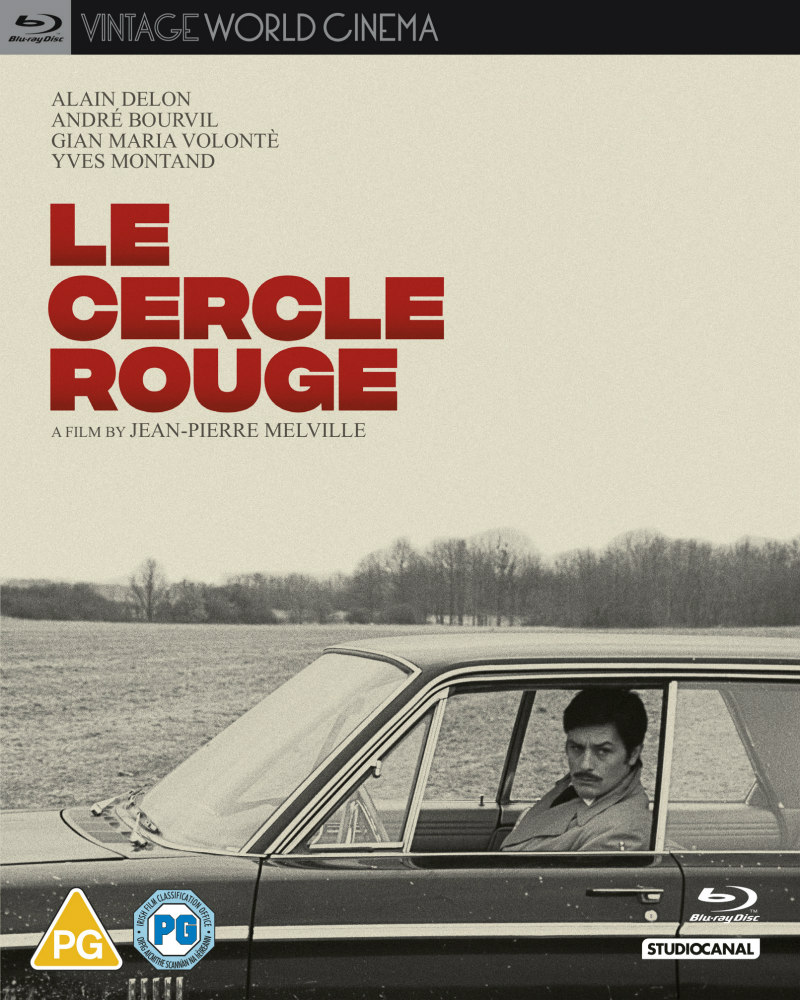 le cercle rouge bluray