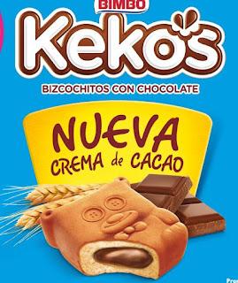 Compra gratis Keko's de Bimbo
