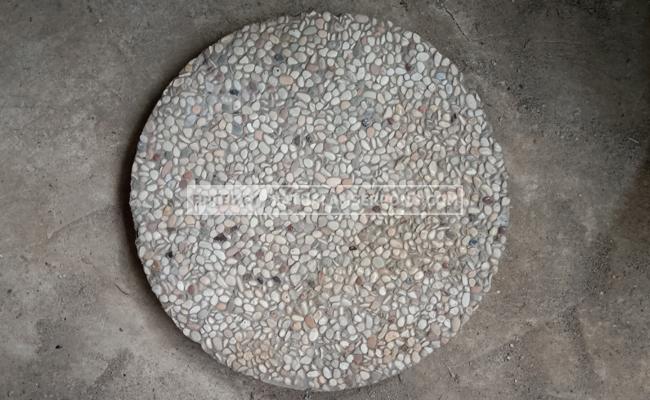stepping batu pancawarna