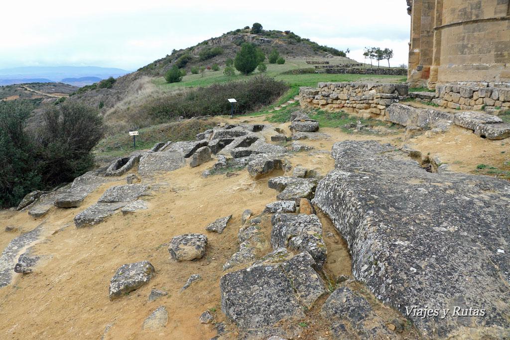 Necrópolis de Ermita de Santa María de la Piscina, La Rioja