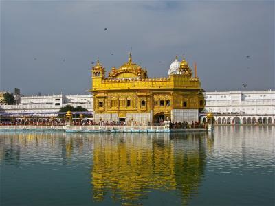 Golden Temple (Sri Harmandir Sahib, Darbar Sahib) - Amritsar