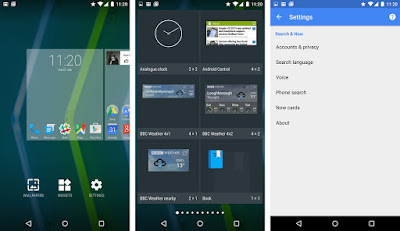 Google Now Launcher Apk Download