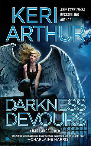 Keri Arthur's Darkness Devours - Giveaway