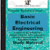Basic Electrical Engineering PDF Study Materials cum Notes, Engineering E-Books Free Download