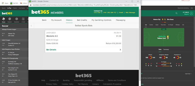 Fixed Correct Score online betting 100% safe asian win
