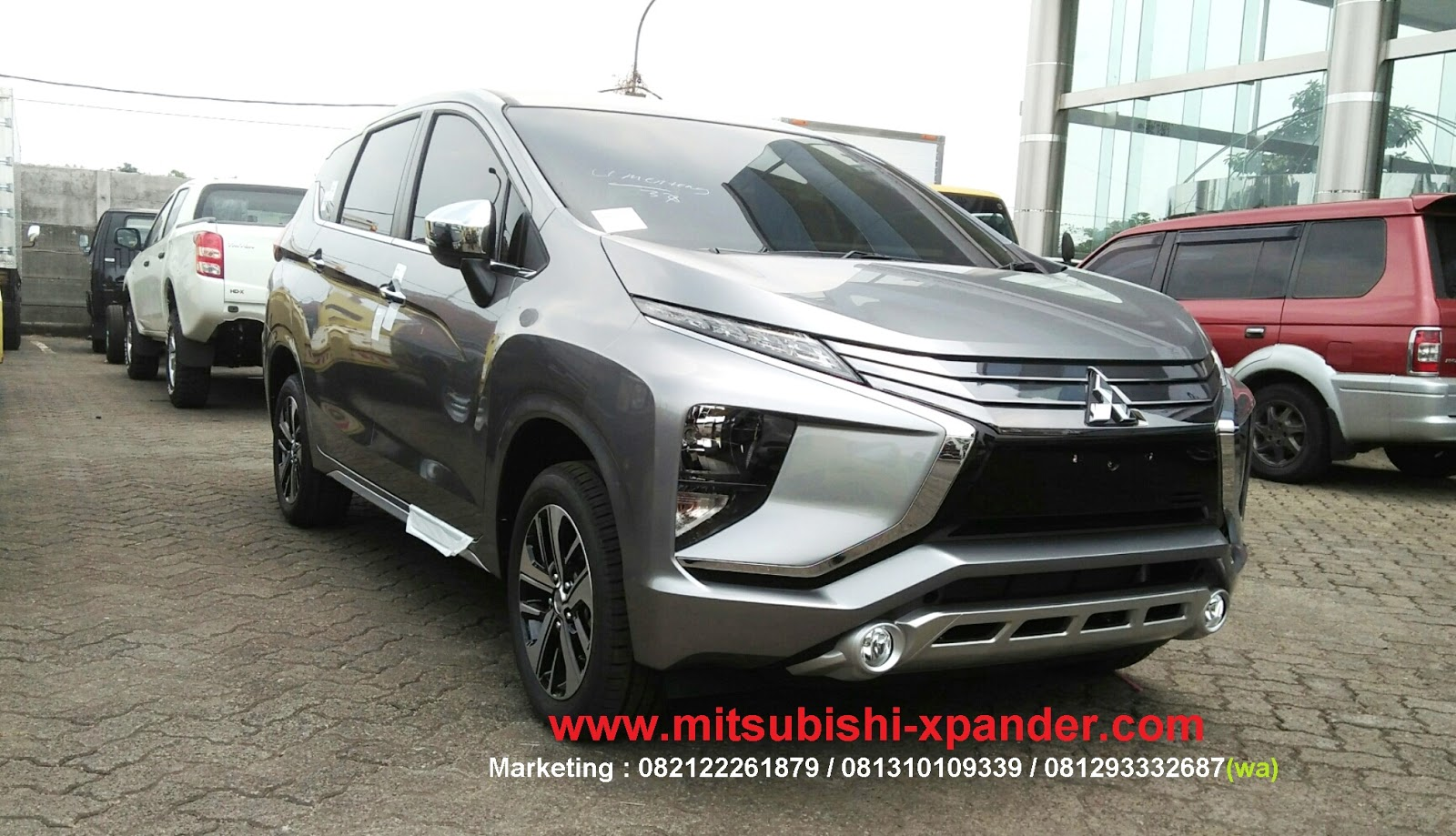 Grand New Avanza Vs Mitsubishi Xpander Yaris Trd Sportivo Cvt Titatium Grey Pictures To Pin On